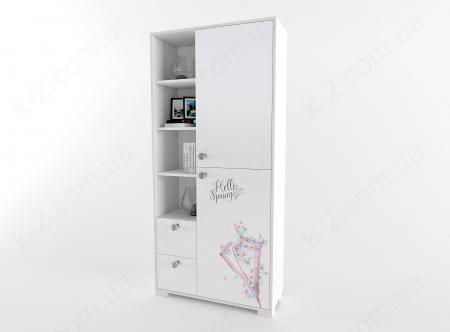 11 Шкаф-стеллаж 100 серия Beauty К-2 стандарт