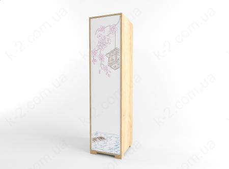 14 Шкаф однодверный 50 серия Sakura К-2 стандарт