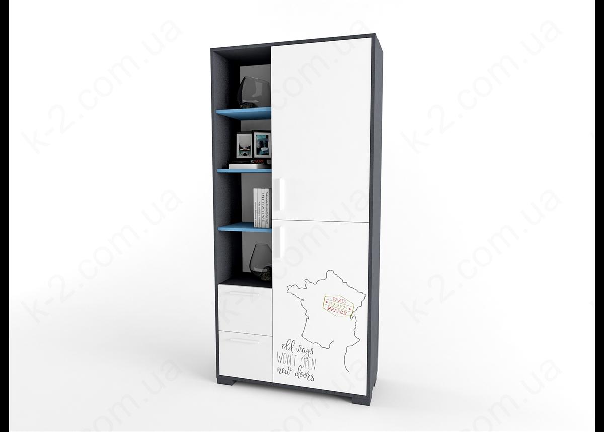 11 Шкаф-стеллаж 100 серия Travel К-2 стандарт
