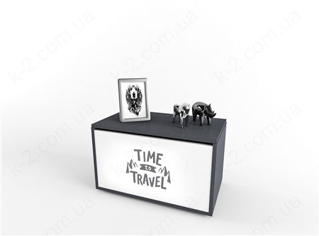 29 Ящик для вещей серия Travel К-2 стандарт