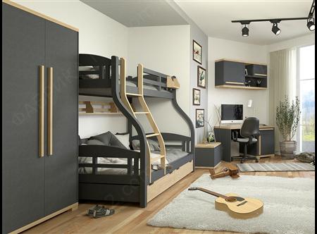 Детская комната Nature Anthracite К-2 стандарт