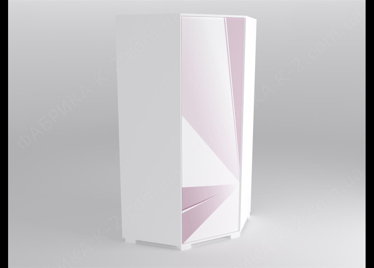 44 Шкаф угловой серия Beauty К-2 стандарт